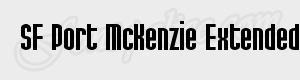 haute SF Port McKenzie Extended ttf
