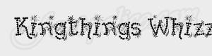 froid Kingthings Whizzbang ttf