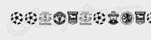 divers Premiership ttf
