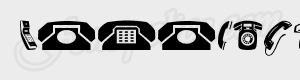 objet telephones TTF