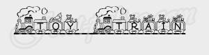 vehicule Toy Train ttf